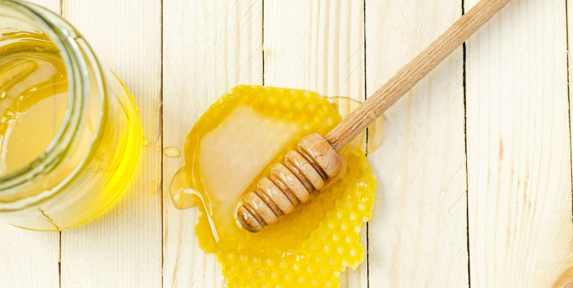 Высокогорный мед