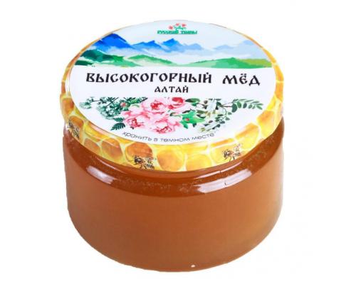Высокогорный мед, 300 гр